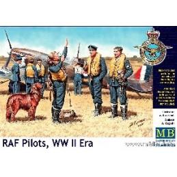 MB-3206 1/32 RAF Pilots, WW...