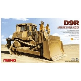 MENG-SS002 1/35 D9R Armored...