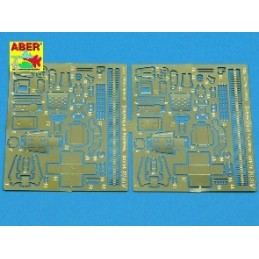 ABE-35A02 1/35 Browning M2...