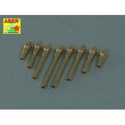 ABE-A72005 1/72 Set of 8...