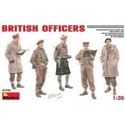 MA-35165 1/35 British Officers