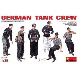MA-35167 1/35 German Tank Crew