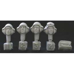 HOR-HZH01 1/35 4 heads....
