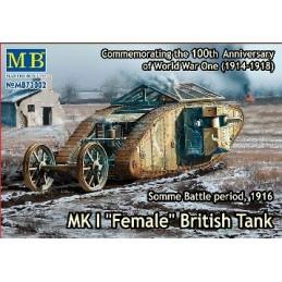 MB-72002 1/72 MK I Female...