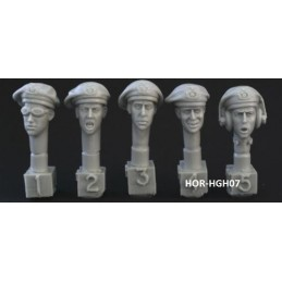HOR-HGH07 1/35 5 heads....