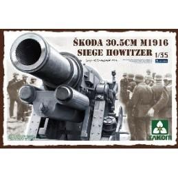 TKM-2011 1/35 Skoda 30.5cm...