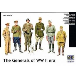 MB-35108 1/35 The Generals...