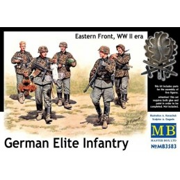 MB-3583 1/35 German Elite...