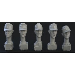 HOR-HGH01 1/35  5 heads....