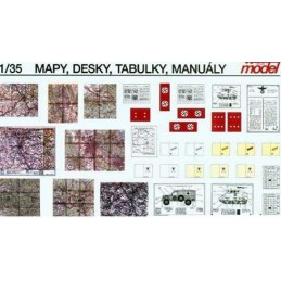 PL-035 1/35  Maps. Boards....
