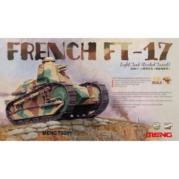 MENG-TS011 1/35  FRENCH...