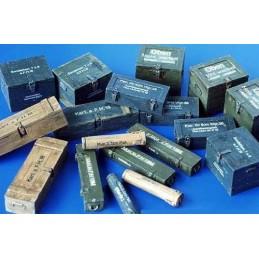 PL-027 1/35  Ammunition...