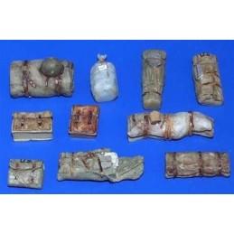 PL-042 1/35  U.S. rucksacks...