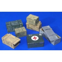 PL-096 1/35 Transport boxes