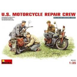MA-35101 1/35 US Motorcyle...
