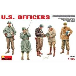 MA-35161 1/35 US Officers