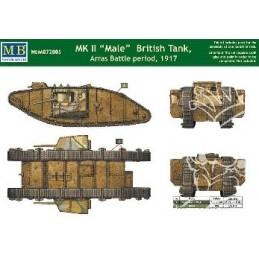 MB-72005 1/72 MK II Male...