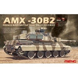 MENG-TS013 1/35 French Main...