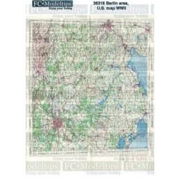 FC-36316 1/35 Base Mapa...