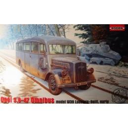 ROD-807 1/35 Opel Blitz 3.6...