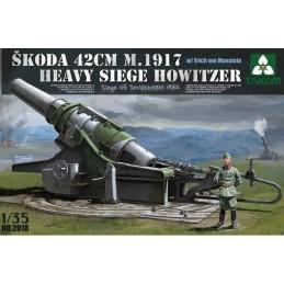 TKM-2018 1/35 Skoda 42cm...
