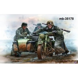 MB-35178 1/35 German...