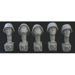 HOR-HGH03 1/35 5 heads,...