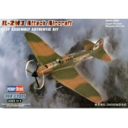 HB-80285 1/72 IL-2M3 Attack...