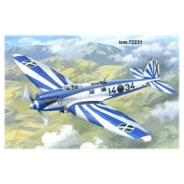 ICM-72231 1/72 He 70F-2...