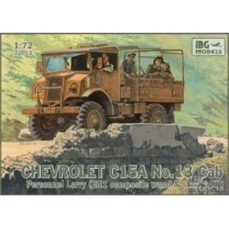 1/72 IBG 72013 CHEVROLET