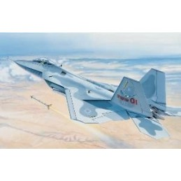 1/48 ITALERI 0850 F-22 RA
