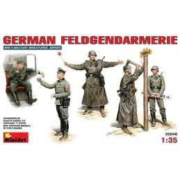 1/35 GERMAN FELDGENDARMER