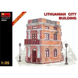 1/35 LITHUAINAN CITY BUIL