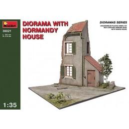 1/35 DIORAMA W/NORMANDY H