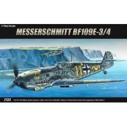 1/72 MESSERSCHMITT ME-109
