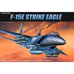 ACADEMY 12478 1/72 F-15E