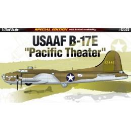 ACADEMY 12533 1/72 B-17E