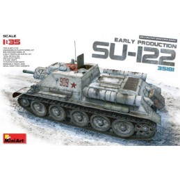 MINIART 35181 1/35 SU-122