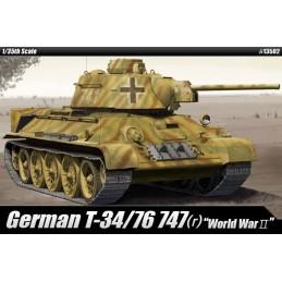 1/35 ACADEMY 13502 T-34 7