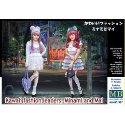MASTER BOX 35187 KAWAII F