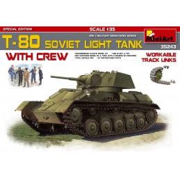 MINI ART 35243 1/35  T-80