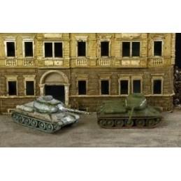 ITALERI 7515 1/72 T-34/85