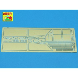ABER 35A006 TURRET SKIRTS