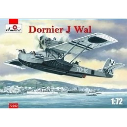 AM-72252 Amodel 72252 1/72 Dornier Do J Wal Spain