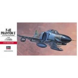 HA-00332 HASEGAWA 00332 1/72 F-4E PHANTOM II