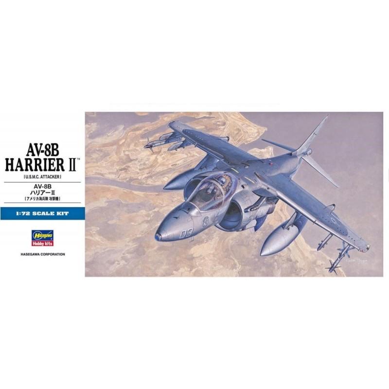 HA-00449 HASEGAWA 00449 1/72 AV-8B Harrier II