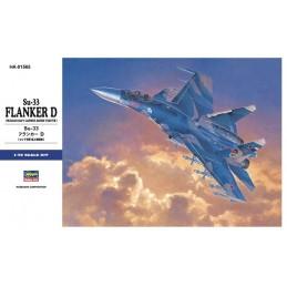 HA-01565 HASEGAWA 01565 1/72 Su-33 FLANKER D