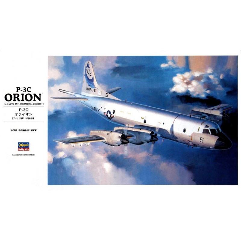 HA-04015 HASEGAWA 04015 1/72 P-3C Update II/III Orion
