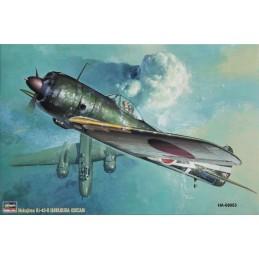 HA-08053 HASEGAWA 08053 1/32 Ki-43-II HAYABUSA (OSCAR)