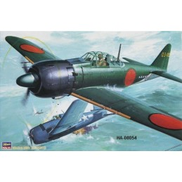 HA-08054 HASEGAWA 08054 1/32 A6M5c Zero Fighter Type 52